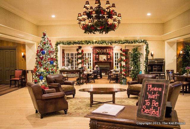 Simon's Restaurant, Homestead Resort