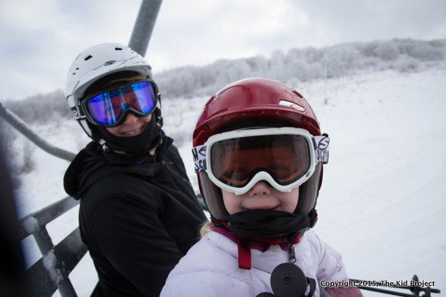 Skiing at world class resorts is only 20-30 minutes away from the Homestead.