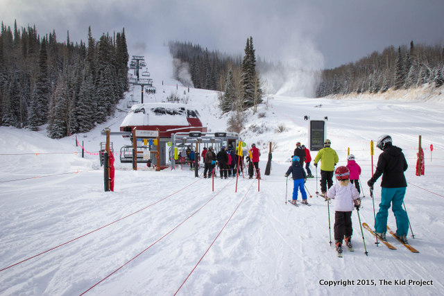 We prefer hanging out on the slopes to pretty much anything else!