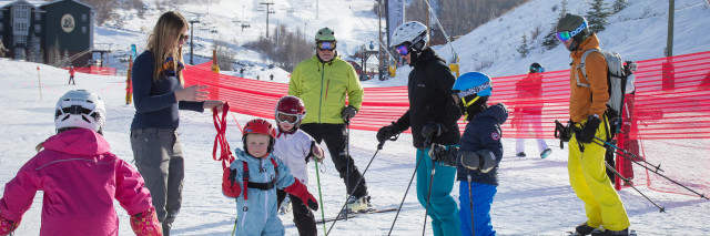 multi-generational family vacations at Park City