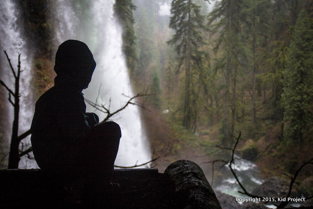Although most people avoid rainy Oregon in the winter, they shouldn't! Silver Falls State Park is truly magnificent as the rivers swell with water.