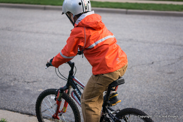 Showers Pass rain jacket for kids2
