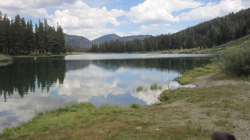 Highland Lakes, Northern California Sierras.