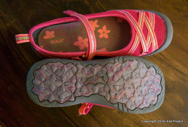 M.A.P. Footwear Lilith shoe