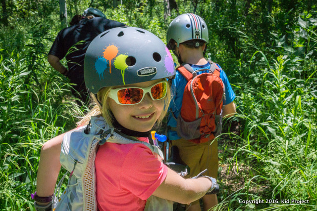 Julbo Rookie sunglasses for mountain biking