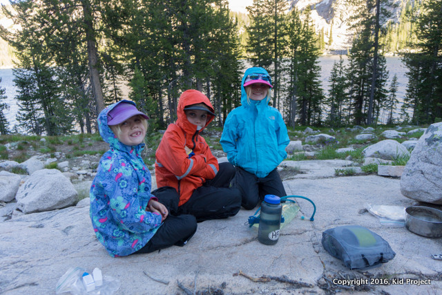 backpacking meals and dinner