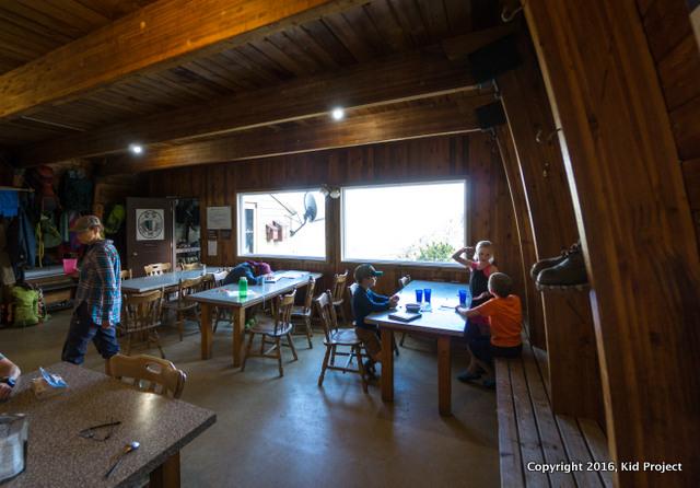 COnrad Kain Hut, Bugaboo Provincial Park