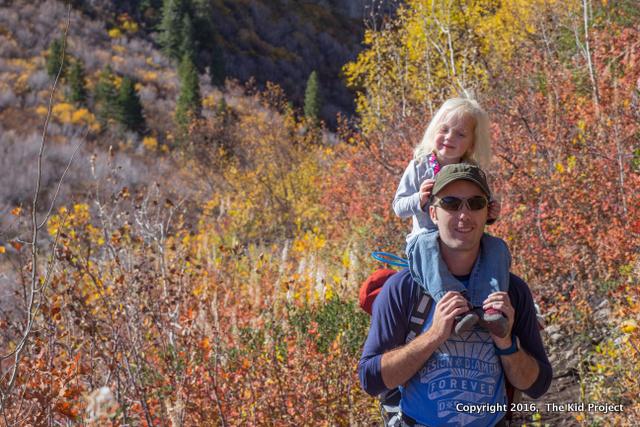 Stewart Falls Hike near Sundance