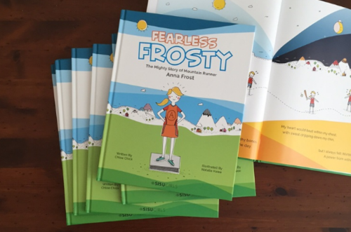 sisugirls - Fearless Frosty Book