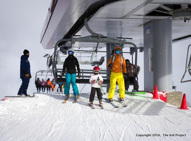 kids, ski