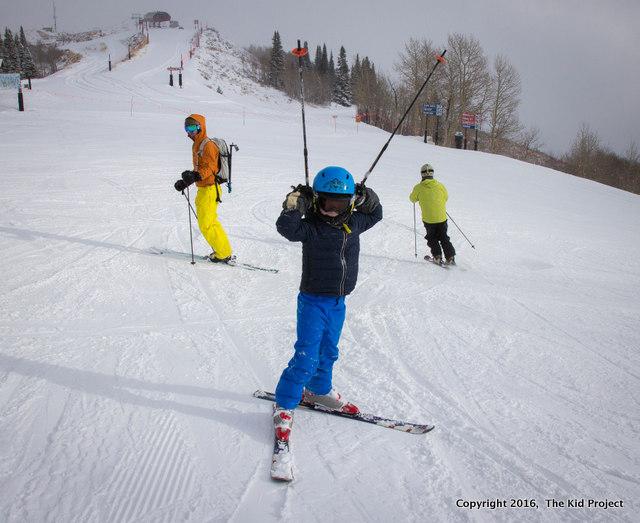 ski poles kids