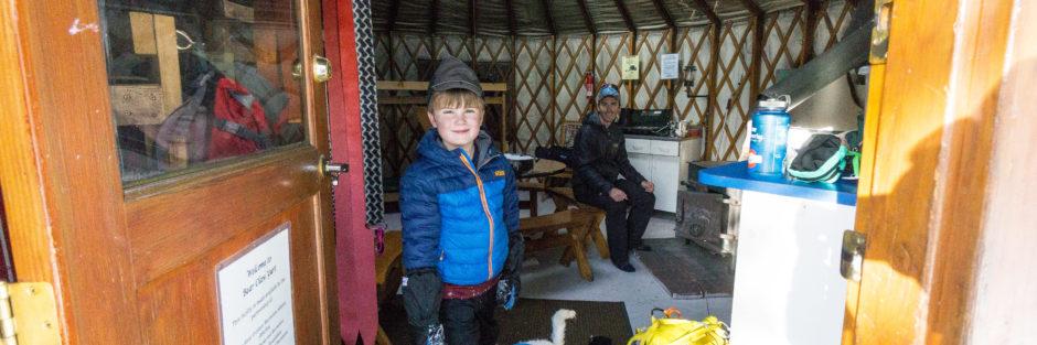 Yurt Hut Packing list