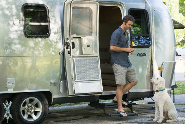 Airstream travel