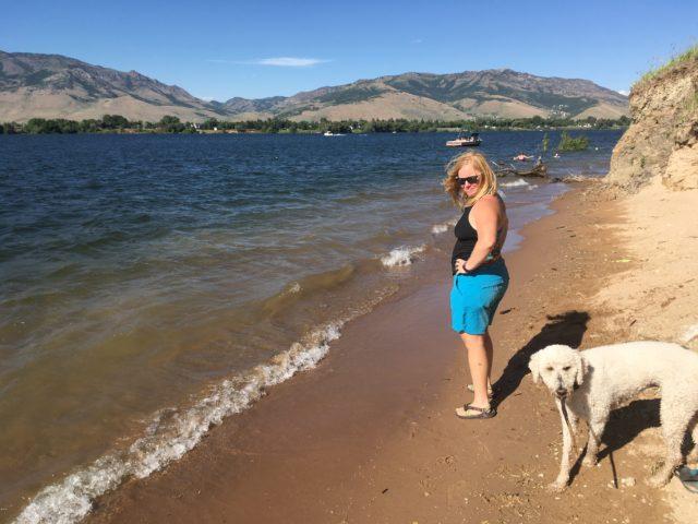Utah Lake beaches