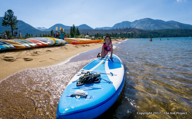 Baldwin beach, Lake Tahoe