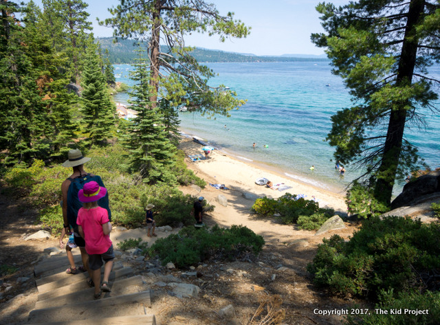 D.L. Bliss State Park, Lake Tahoe, CA