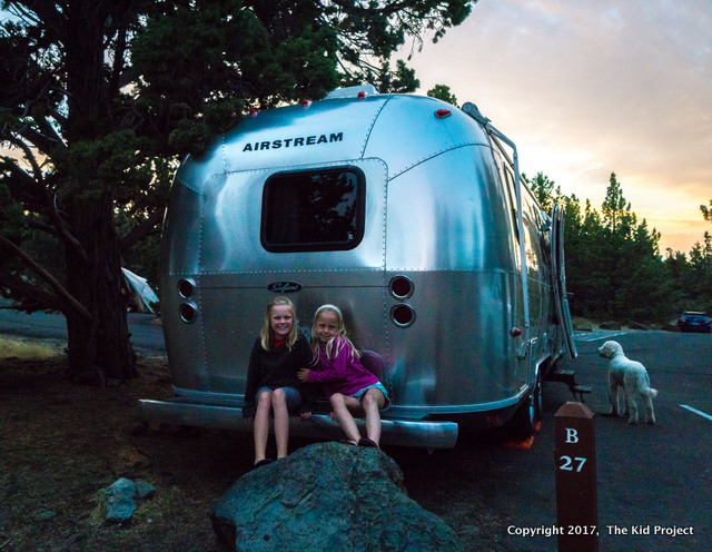 camping Lava Beds National monument