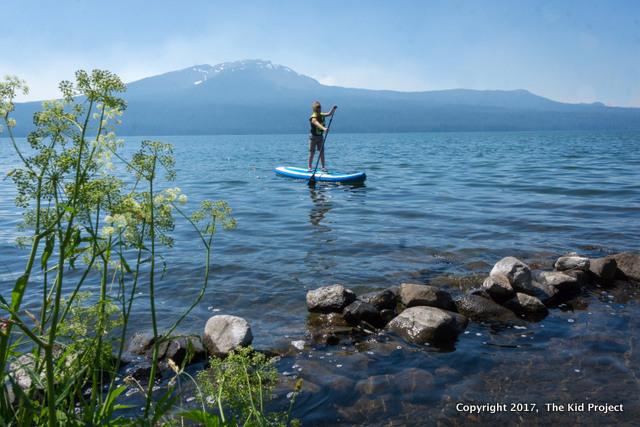 camping Diamond Lake Oregon