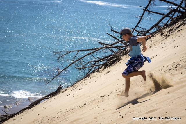sand dunes, pacific city