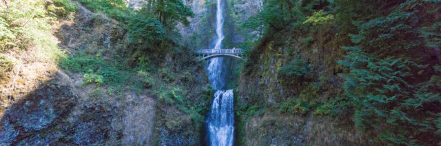 Multnomah Falls, Hood River, Oregon