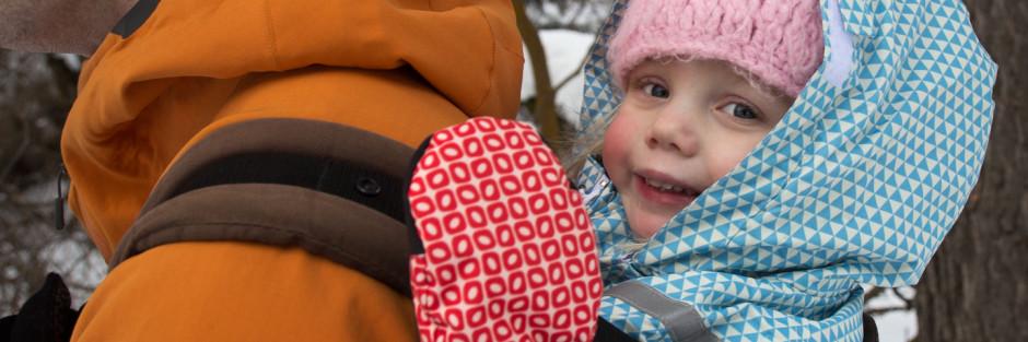 DucksDay kids mitten gear review
