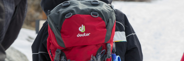 Deuter Climber Pack full res
