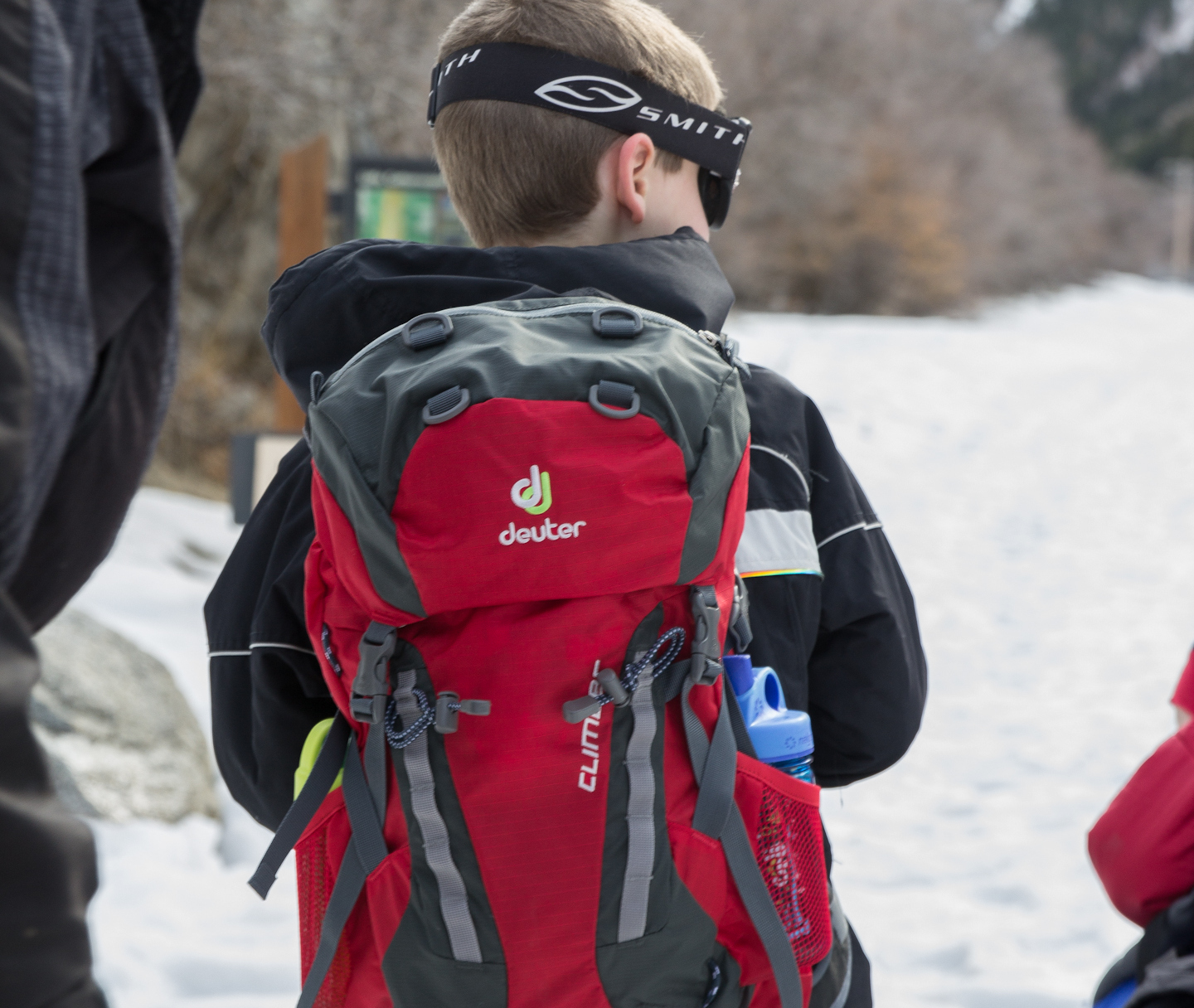 Deuter Youth Climber Backpack - the kid project