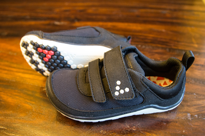 Gear Review: VivoBarefoot Kid's - When barefoot kids need ...