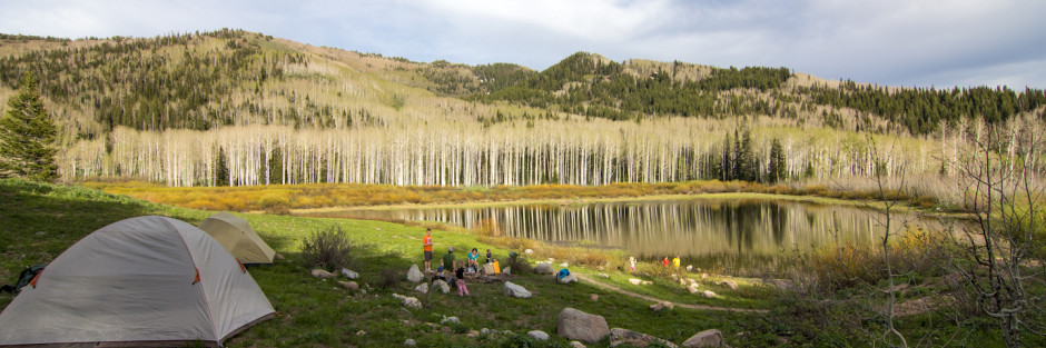 Willow Lake, Wasatch -full res