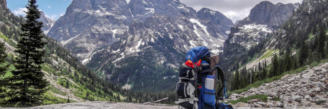 Deuter ACT Zero review, Tetons full res