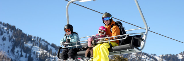 Skiing with toddlers