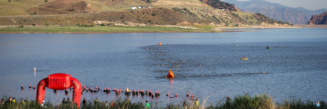 Echo triathlon race report full res