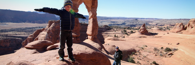 Delicate Arch full res, hiking