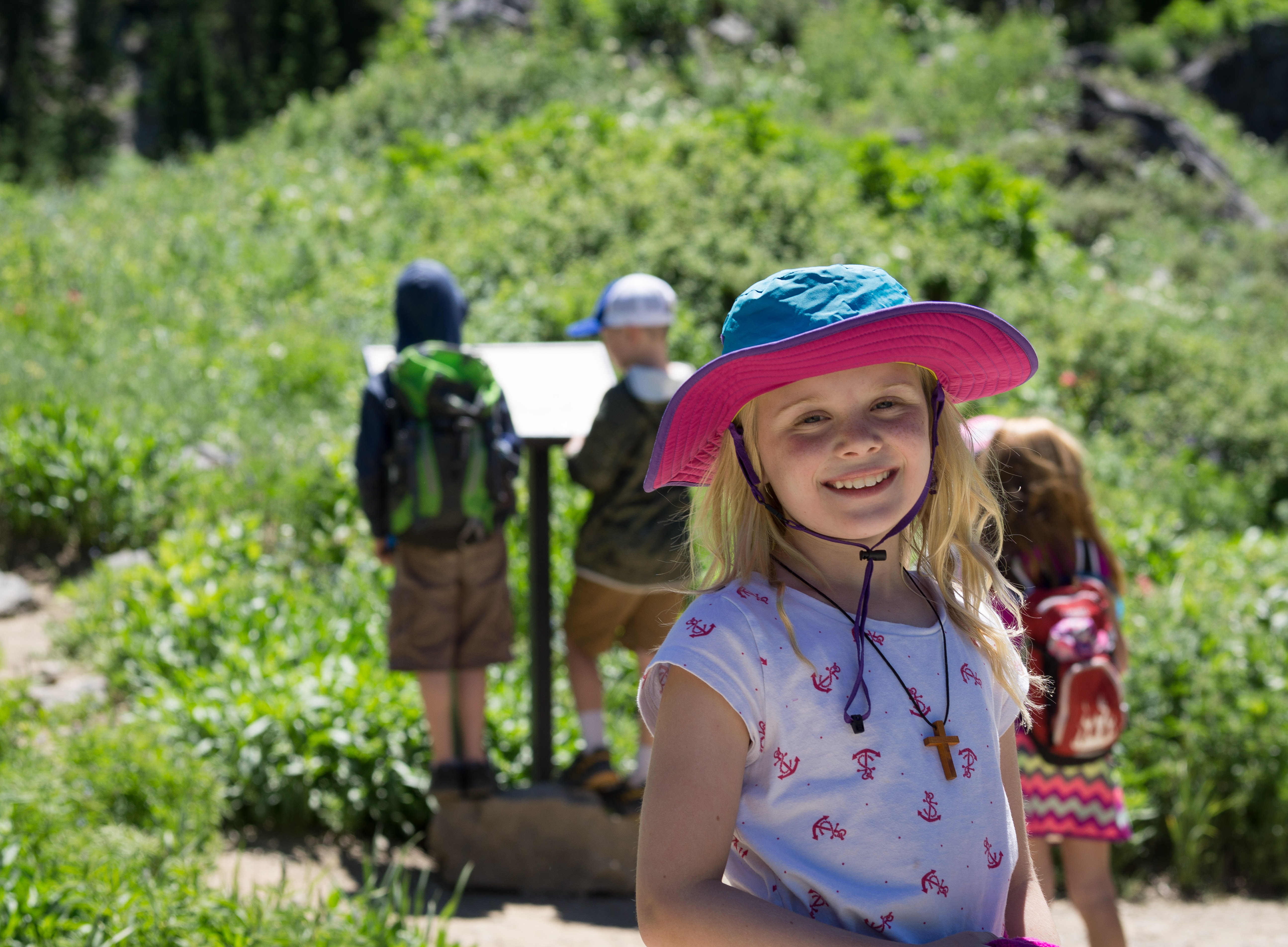 70f0c332a Gear Review: Kid's Clear Creek Boonie Sun Hat - the kid project