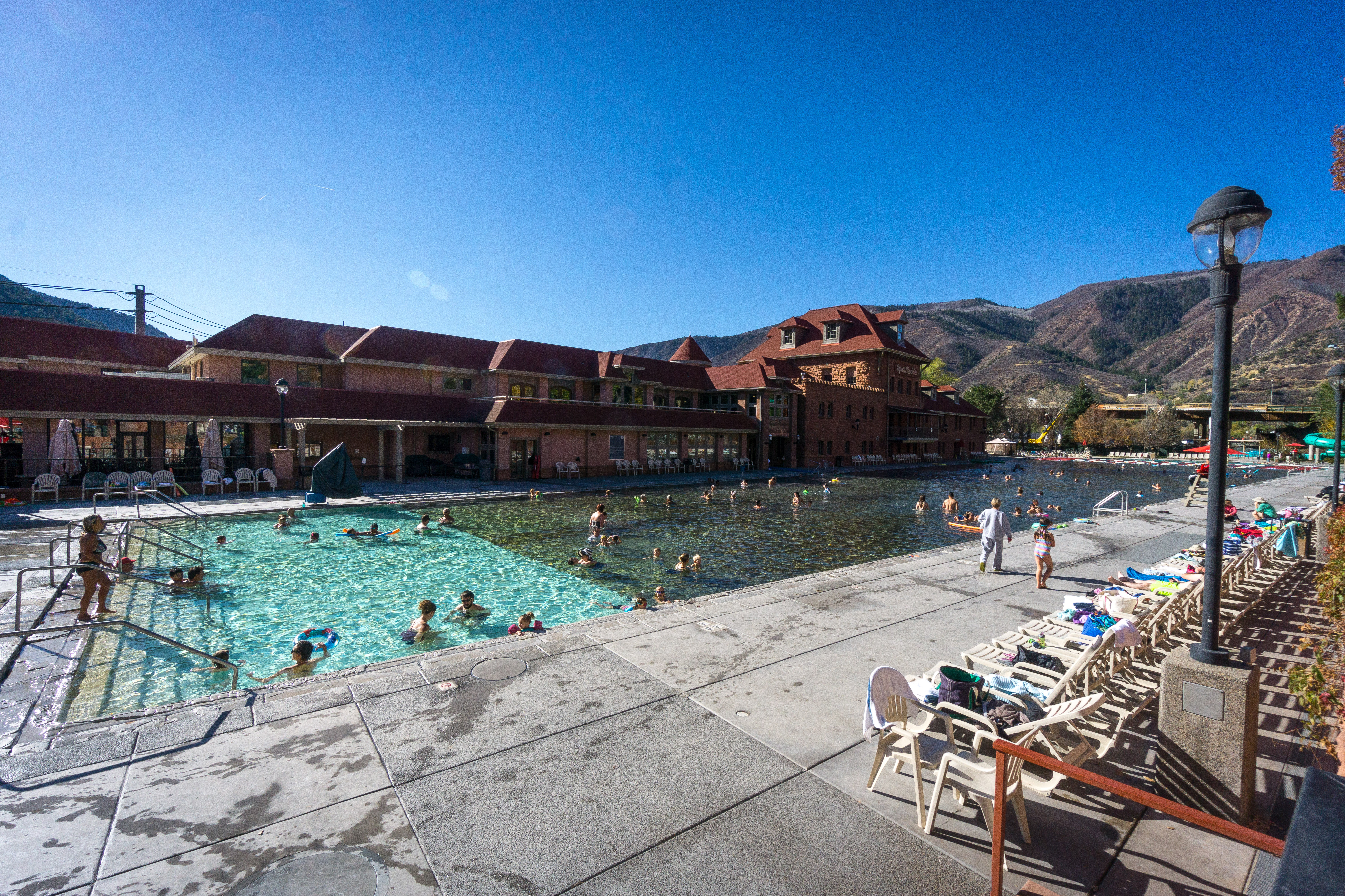 Visiting Glenwood Hot Spring Pool With Your Family