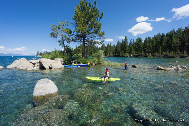 Best Beaches In South Lake Tahoe For