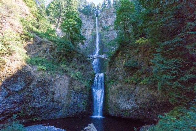 Multnomah Falls, Hood River, Oregon