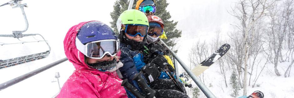 snow and ski clothing